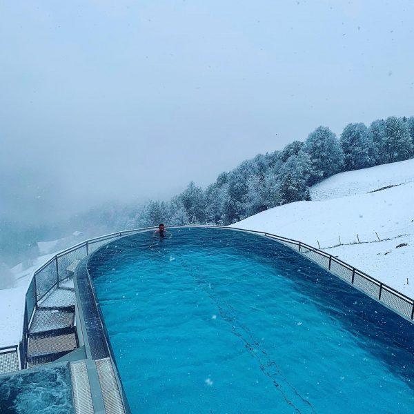 Love this days 🌨 • • • #austria #loveaustria #österreich #meinmontafon #montafon #bergzeit ...