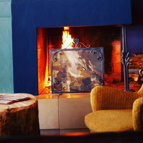We are on Fire. Kaminfeuer ist mein Lieblings-Asset bei uns an der Scesabqr. ...