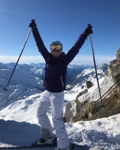 #Skiurlaub #wunderbar #sonnepur #tollepisten #letztertag #abschiedfälltschwer #warthschröcken #dankeundbisbald 🎿 ⛷ ☀️🏔⛰🇦🇹✌️
