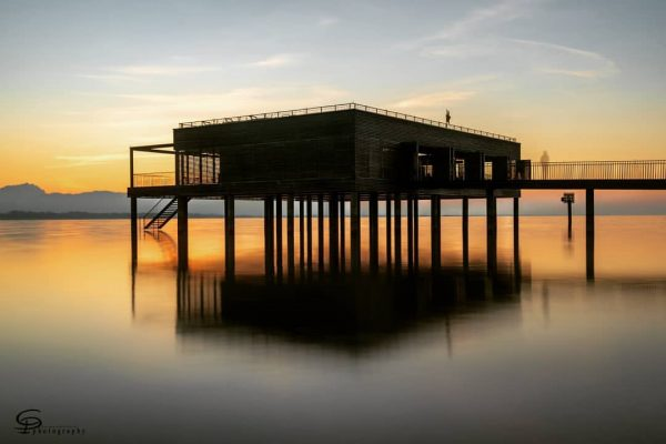 Kaiserstrand in Lochau, always a nice motive for a long exposure! Can you ...