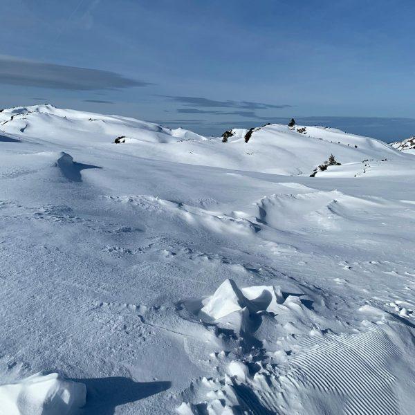 #berge #mountains #winter #skigebietifen #snö #schnee #snow #ifen #hoherifen #winterliebe #kleinwalsertal #hiking #nature ...