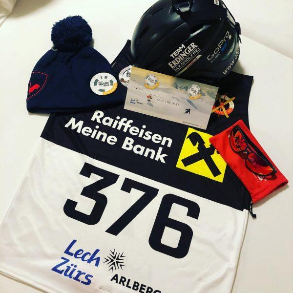 Startnummer abgeholt, morgen kann's losgehen. Der Weiße Ring - Das Rennen #derweissering #derweisseringdasrennen ...