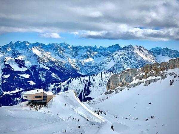 Weitblick... der Grund warum ich Bergliebhaberin bin🏔. —— #keepthemoment #in2nature #fellhorn #nebelhorn #ifen ...