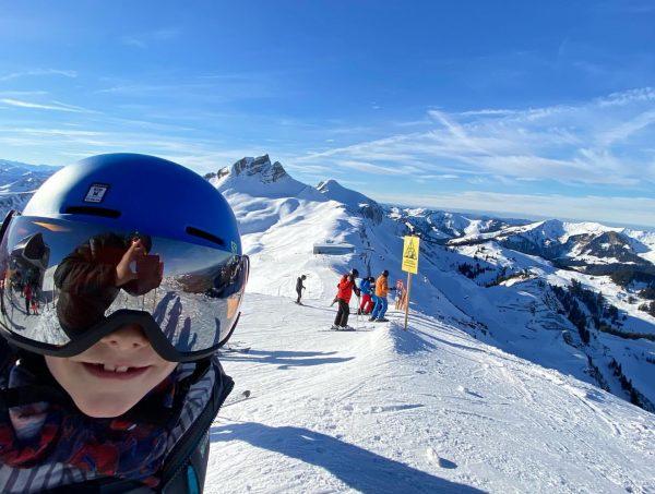 traumhafte Skitage in Mellau-Damüls #mellau #tempel74 #visitbregenzerwald #damülsmellau #bergbahnenmellau