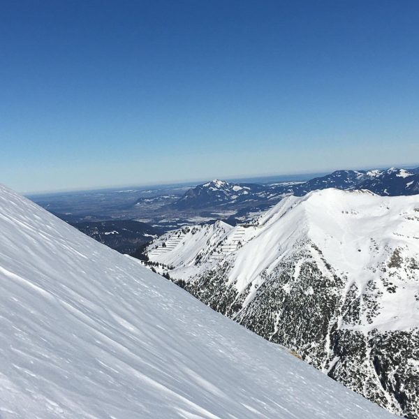 Tag Nr.9: Elfer Ostgipfel im Wildental . . #skimo #skimountaineering #skitouring #skitour #winter ...