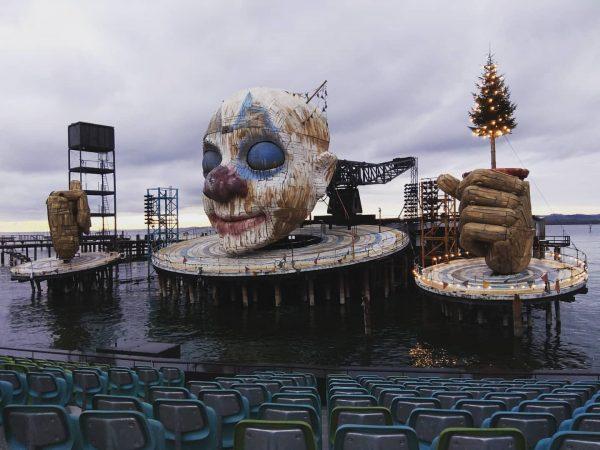 Sleep well, Rigoletto! 😴 . . . #Rigoletto #opera #festspielhaus #festspielhausbregenz #bregenzerfestspiele #seebühne ...