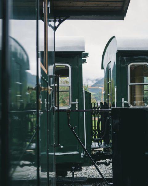 Trainspotting 🚂 #wälderbähnle Wälderbähnle