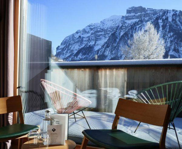 Winterurlaub in den Bergen mit Sonne pur - jetzt im #bregenzerwald 🌞NEU! Ab ...