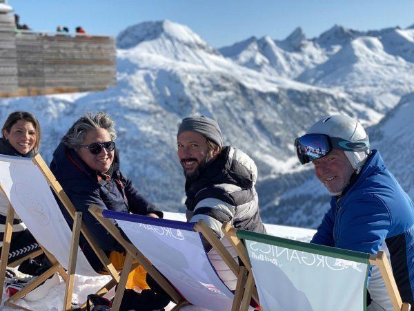 #lechamarlberg #austria #ski #lechzürs #lechzurs #arlberg #skiarlberg Der Weiße Ring - Das Rennen