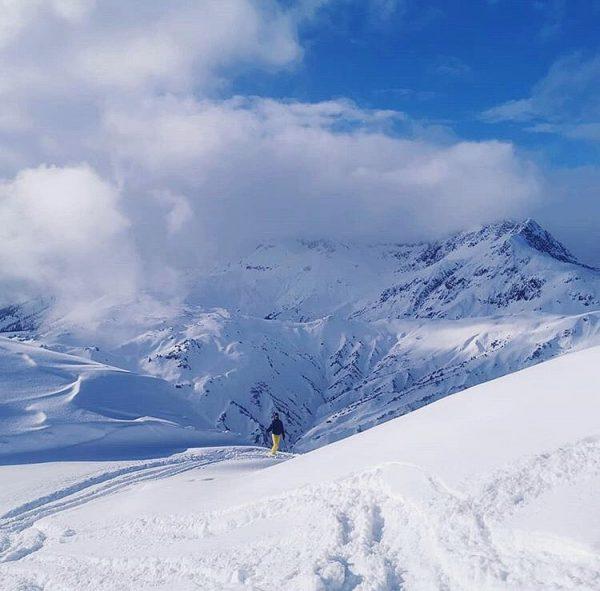 Winterwonderland am Arlberg ❄️☀️ #warthschröcken #warth #schröcken #arlberg #schneegarant #ski #skiing #skiingislife #mountains ...