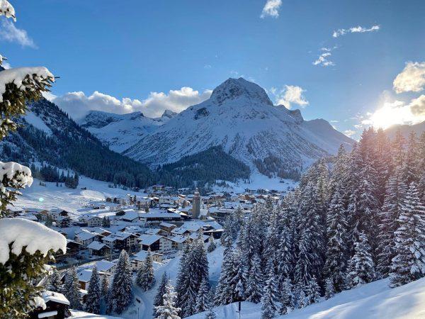 living in a winterwonderland @lechzuers #arlberg #myvorarlberg #austria #natureparadise #winterholiday #lavendellech @visitvorarlberg Lech, Vorarlberg, Austria