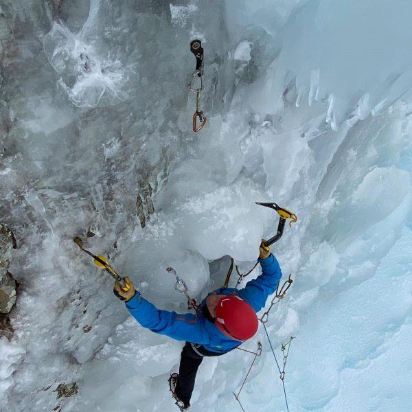 🔥 Was tun am Wochenende?? Hast du schon den neuen Eisklettergarten der Bergführer ...