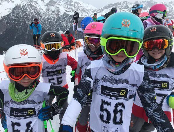 Sage und schreibe ⚠️53 Kids vom SCA waren heute beim Arlberg/Klostertal Cup am ...