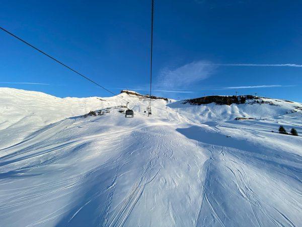 puuuurfect! 👍 #diedamskopf #schoppernau #au #bregenzerwald #visitbregenzerwald #vorarlberg #visitvorarlberg #winter #berge #snow #fun ...