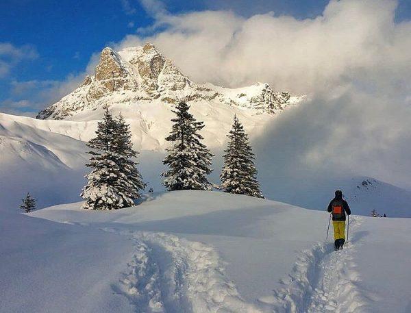 Heut gibt's nochmal traumhaftes Wetter für alle Wintersport-Junkies ❄️🥰 Damit lässt es sich ...