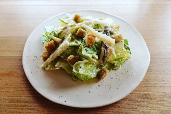 für den kleinen Hunger - Caesar Salad. #caesarsalad #bar10zimmer #dornbirn #bar #food #bar ...