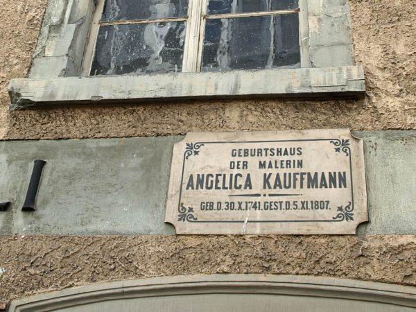 Museum Kunstpalast Düsseldorf: Werke der Malerin Angelika Kauffmann (1741-1807), eine Ausnahmekünstlerin in der ...
