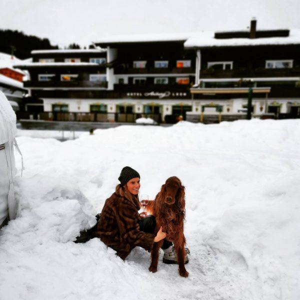 No words needed 😊 #theyurtlech #hotelarlberglech #lechzuers The YURT - Lech am Arlberg
