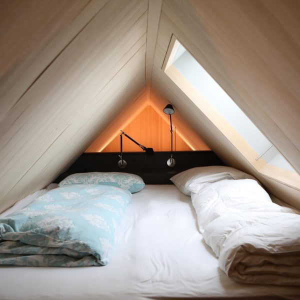 Like camping.. but cosier. Dieter Klammer's interpretation of the tent. It's also a ...