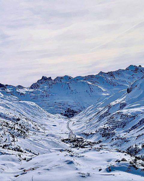Ski day in Austria, Lech #rüfikopf #derweissering Lech, Vorarlberg, Austria