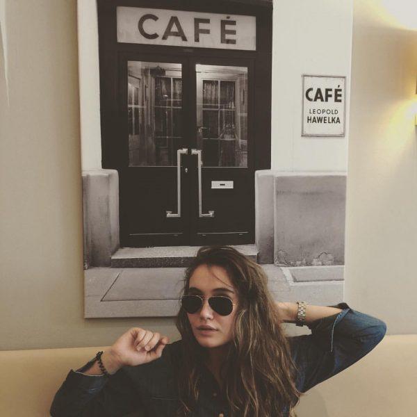 Café lover by @rina_maliqi Theatercafé Bregenz