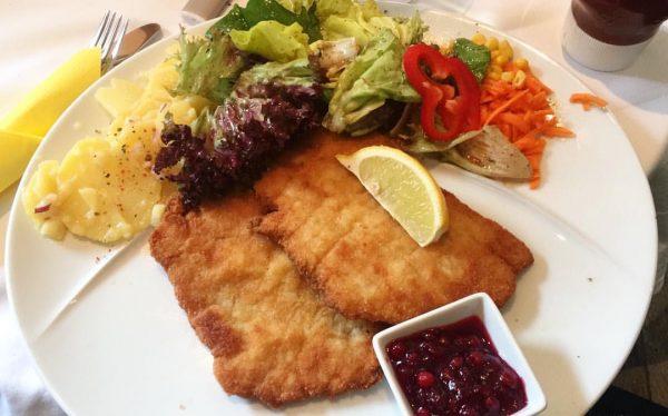 Steini Schnitzel😍😛 Cafe Steinhauser