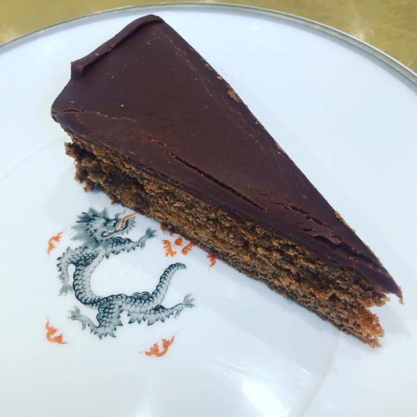 #best #sacher #delicious #austrian #handmade #chocolate #sweets @ #theatercafebregenz #yummilicious #handcraft #handmade #zuckerbäckerei ...