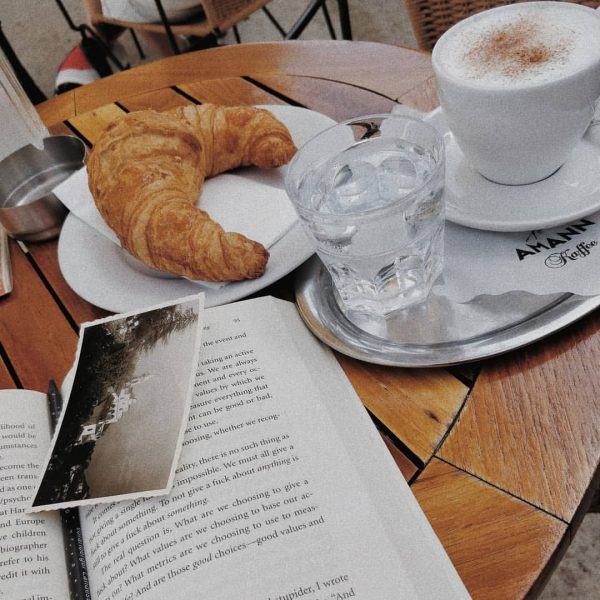 rewind please, thanks. #breakfast #coffee #weekendmood #sundays Theatercafé Bregenz