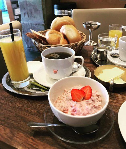 #breakfast Theatercafé Bregenz
