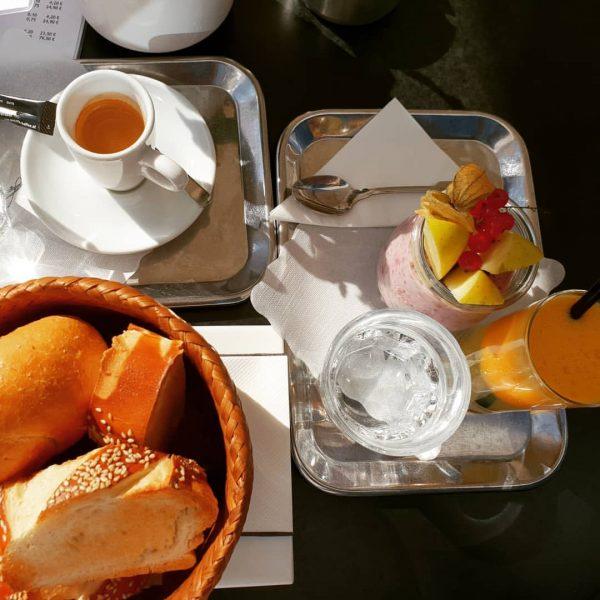 #breakfast #bregenz #theatercafe #bregenzerfestspiele #summer #2018 Theatercafé Bregenz