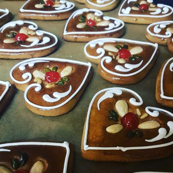 #best #gingerbread # #handmade @ #theatercafebregenz #yummilicious #handcraft #handmade #zuckerbäckerei #konditorei #bakery #confectionery ...
