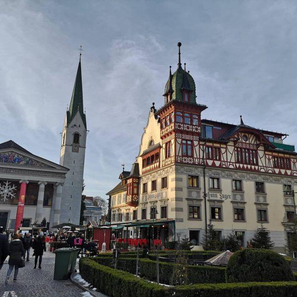 18.12.2018 Marktplatz Dornbirn
