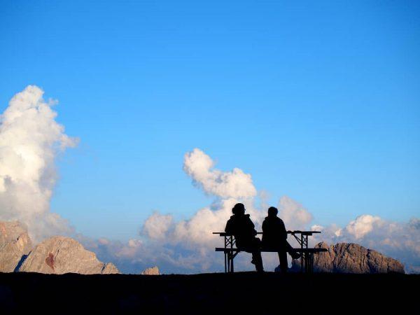 Totalphütte (AT) . . . #totalphütte #österreich🇦🇹 #österreich #schweiz #hütte #wandern #hiking #clouds #mountains #gebirge #outdoor #nature...
