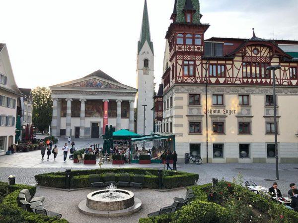 The Best Spaghetti 🍝 #austria #marktplatz #dornbirn #nightlifeindornbirn Cafe Steinhauser