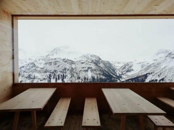 Skihütte Wolf | bernardo bader architekten #vorarlberg #lech #arlberg #bernardobaderarchitekten