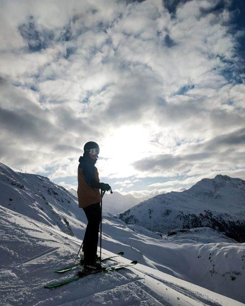 De 2e wintersport van dit seizoen is weer voorbij! Heerlijk over de pistes ...