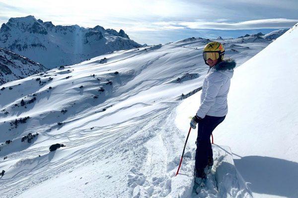 Living in paradise 🙌🏼⛷😇 @lechzuers 📸 @kathrinortlieb Lech Zürs am Arlberg