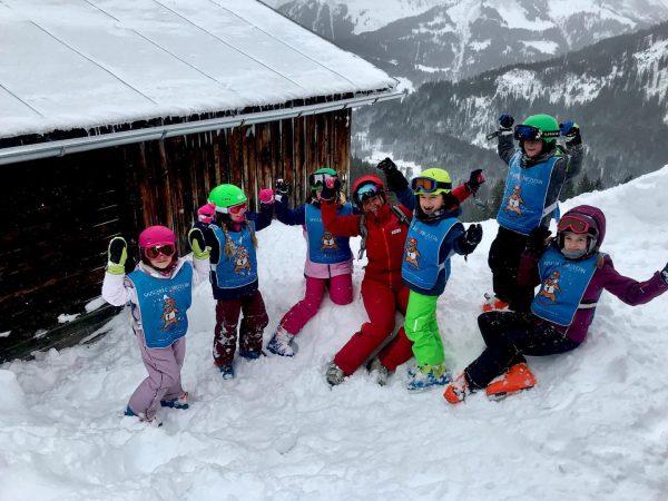 Skigang ❤️🍀⛷⛷❄️❄️❄️ #kleinwalsertal #skischuleriezlern Berggasthof Ifenhütte