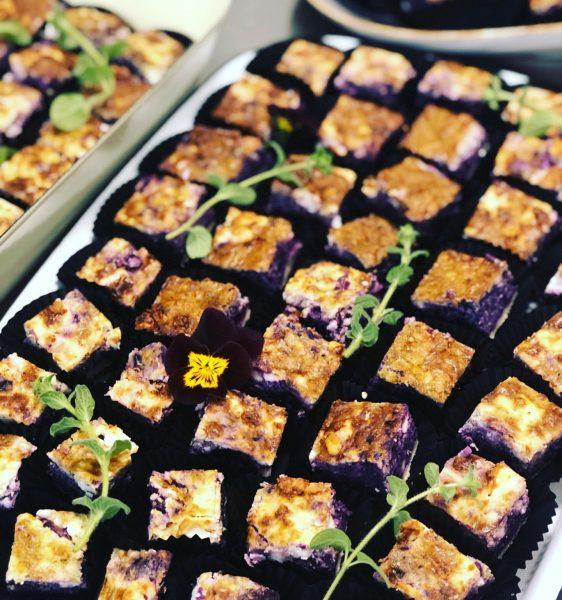 #miniquiche #rotkraut #feta #minibites #lovewhatyoudo #dowhatyoulove #catering #saisonal #regional #vetterhof #ländle Rezept von ...