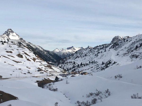 #winter #hochtannbergpass #austria #österreich #vorarlberg #bregenzerwald #bergpanorama #landscape #photography #snow Hochtannbergpass