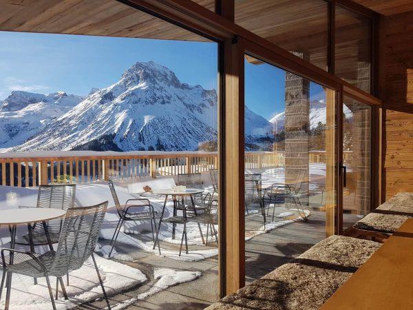 Tu to są widoki... #krajobraz #podróżemałeiduże #widoki #góry # fot @klaudiaa_kopec01 Oberlech, Vorarlberg, ...