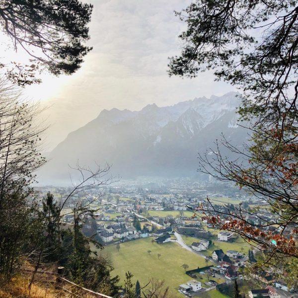 Sonntagsspaziergang #nüziders #sonne #spazieren Nüziders, Vorarlberg, Austria