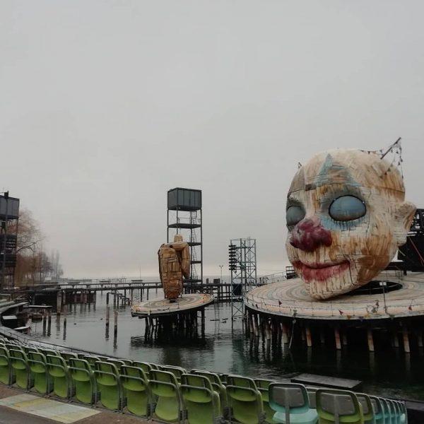 Bregenzerfestspiele 23.7-23.8.2020 Riegoletto Giuseppe Verdi besuchen und am Bayrischen Ufer übernachten #bodensee #österreich ...