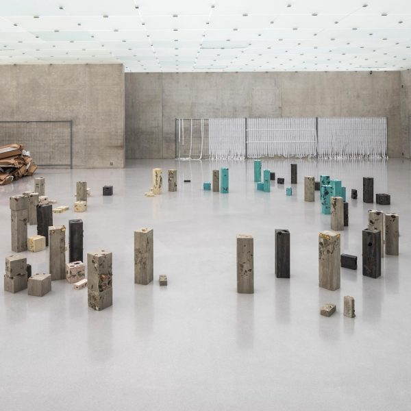 Bunny Rogers is presenting expansive installations across all four floors of @kunsthausbregenz in ...