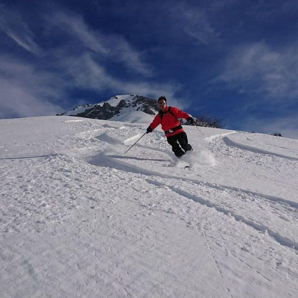 Madrisa rundtour noch immer schön heute #bergführermontafon #bergpartnervorarlberg #meinmontafon #Bergführer