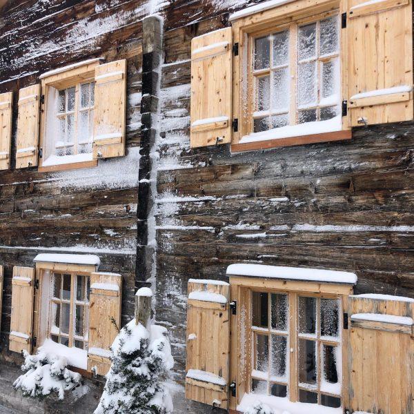 Endlich. #schneestattregen Rote Wand Gourmet Hotel