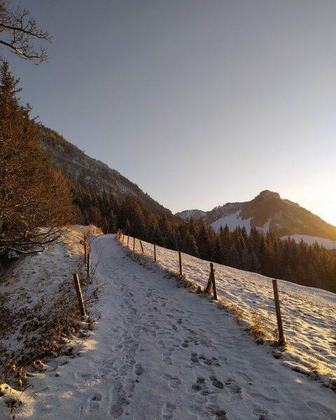 inspiring paths ❤️ #nofilter Karren Dornbirn