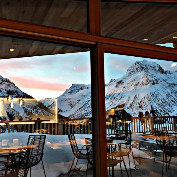 #skilodge #skilodgeoberlech #lech #lechamarlberg #lechzürs #ski #skiing #snow #holiday #wecomeback Oberlech, Vorarlberg, Austria
