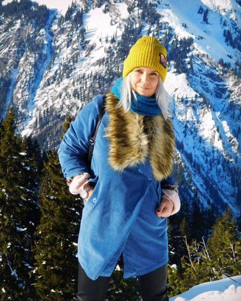 🏔️ #zima2020 💙 #góry #sonnenkopf #mojeulubionemiejsce #mamusiowe Sonnenkopf - Familienskigebiet & Bärenland