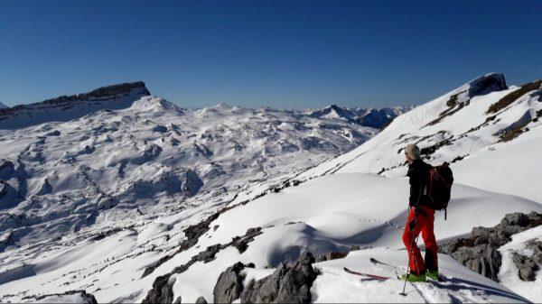 Das #Kleinwalsertal ist ein wahres Skitouren-Paradies.😍 ▶Den Link zum Artikel mit allen Toureninfos ...